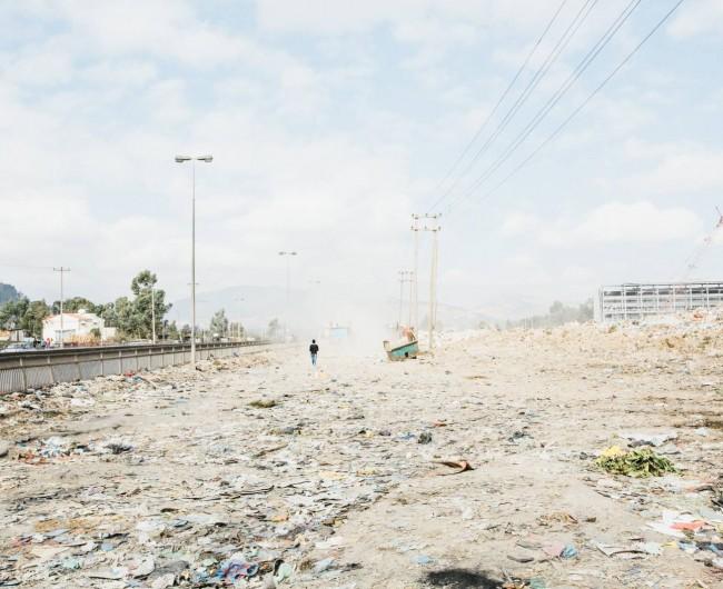 Koshe, Addis Ababa. 2015