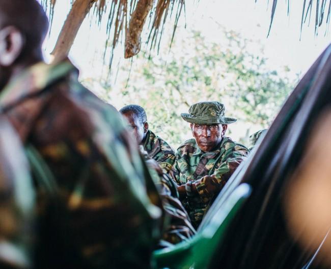 Scout, Milgis Trust, Kenya. 2015.