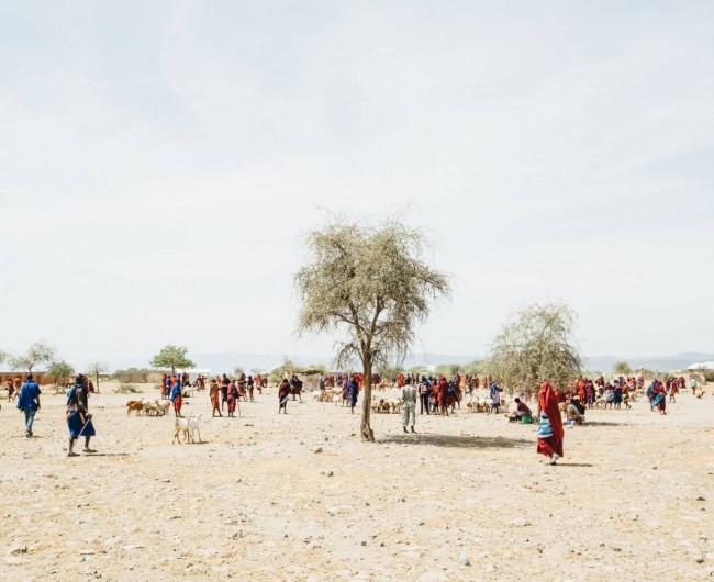 © Alexander Mourant 'Masai Market, Tanzania. 2015'
