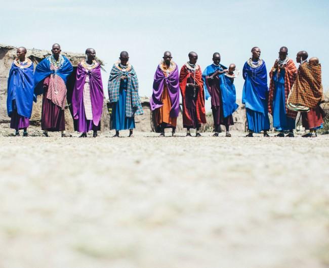 ©Alexander Mourant 'Masai Women, Tanzania. 2015