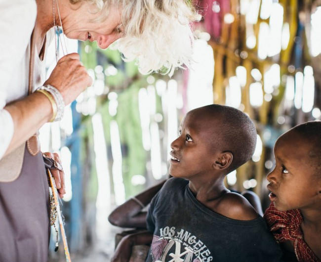 © Alexander Mourant 'Masai Children, Tanzania. 2015'