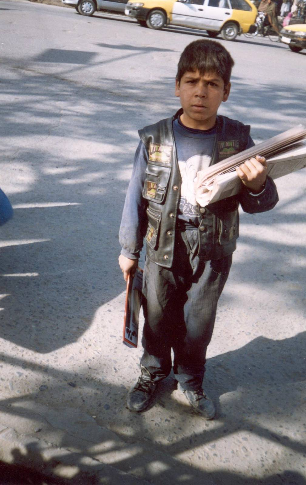 © Gulalay 2002 | PhotoVoice | Aschiana | 'Shooting Kabul' | Afghanistan