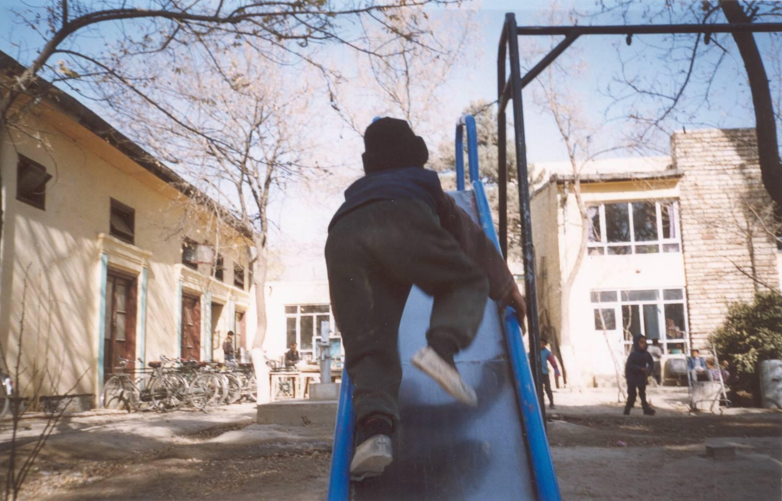 © Yalda 2002 | PhotoVoice | Aschiana | 'Shooting Kabul' | Afghanistan