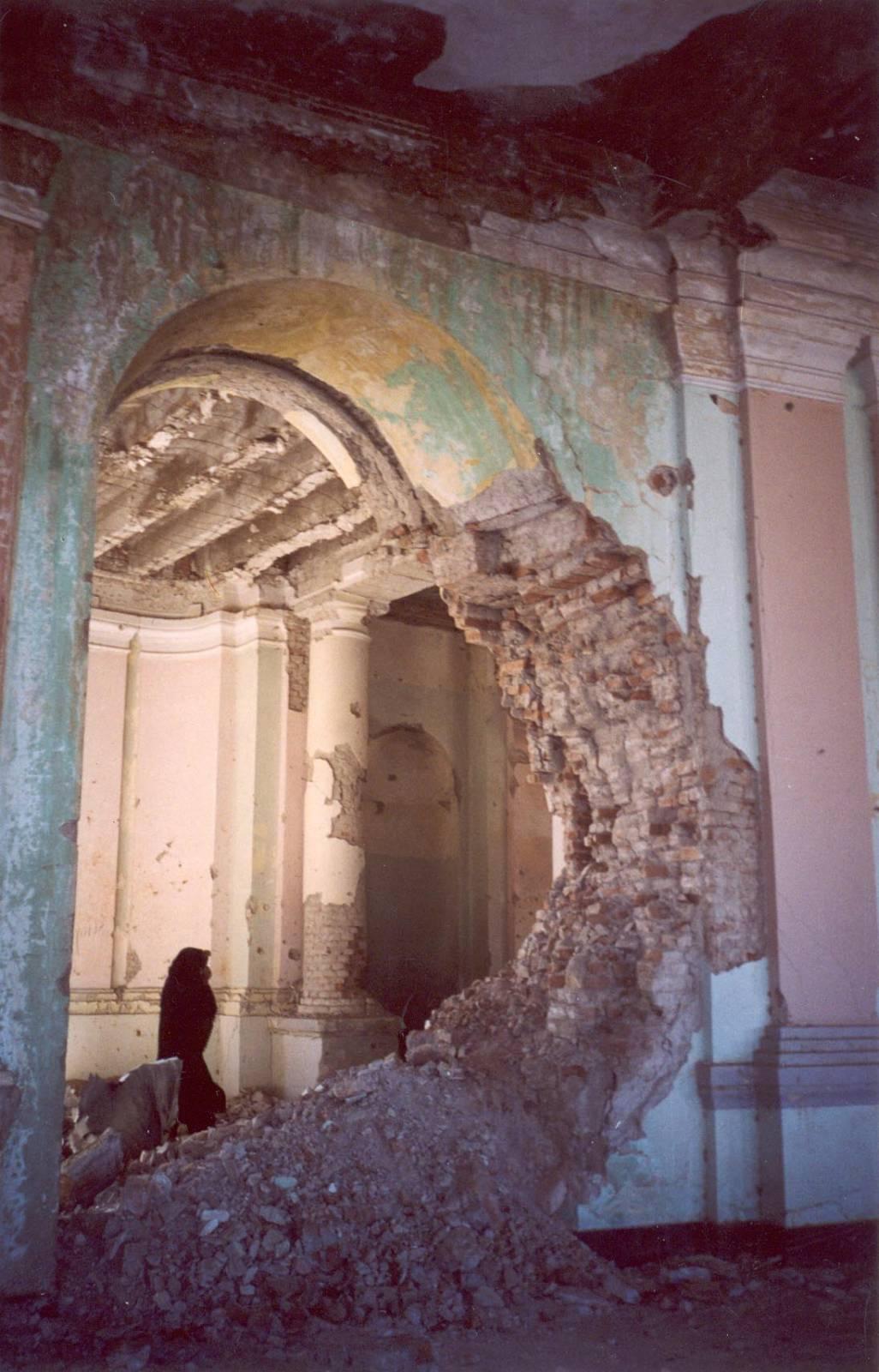 © Anayta 2002 | PhotoVoice | Aschiana | 'Shooting Kabul' | Afghanistan