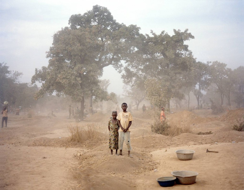 "© Laura Pannack 'Saving the Cursed Children of Ghana - The Telegraph Weekend"""