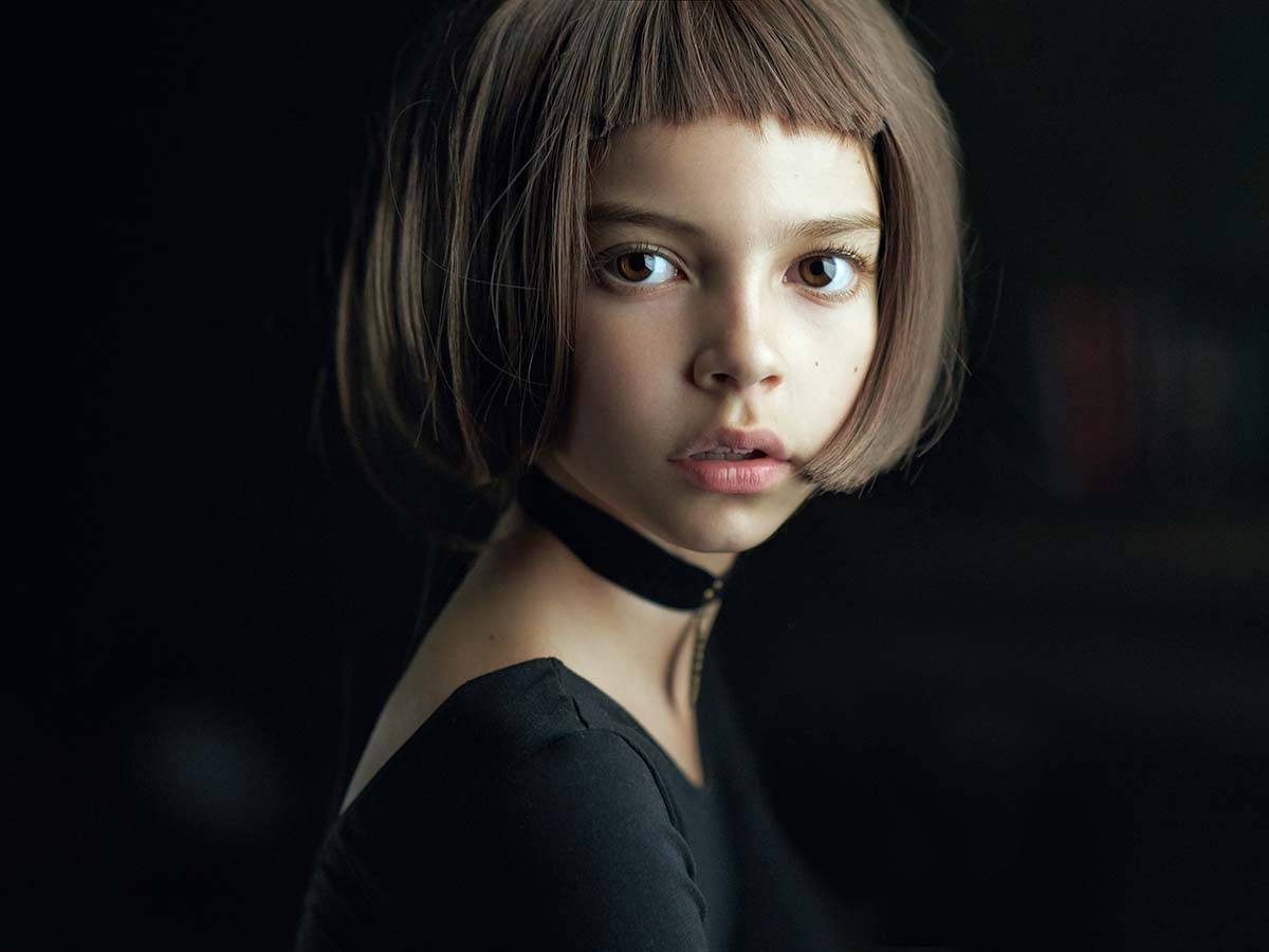 Image by Alexander Vinogradov, Russia, Winner, Portraits, 2017 Sony World Photography Awards. Inspired by the movie Leon