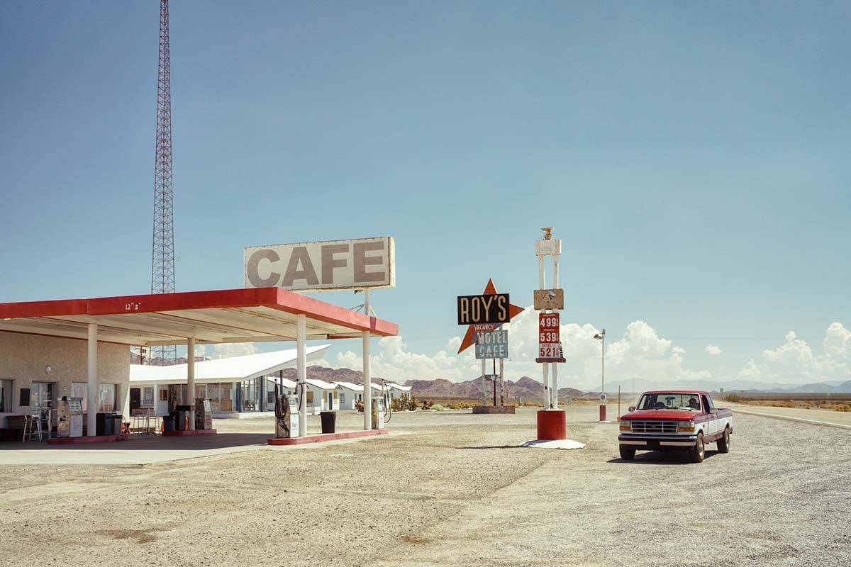 'Gassing Up At Roy's' by Ralph Gräf, Germany, Winner, Open, Travel, 2017 Sony World Photography Awards