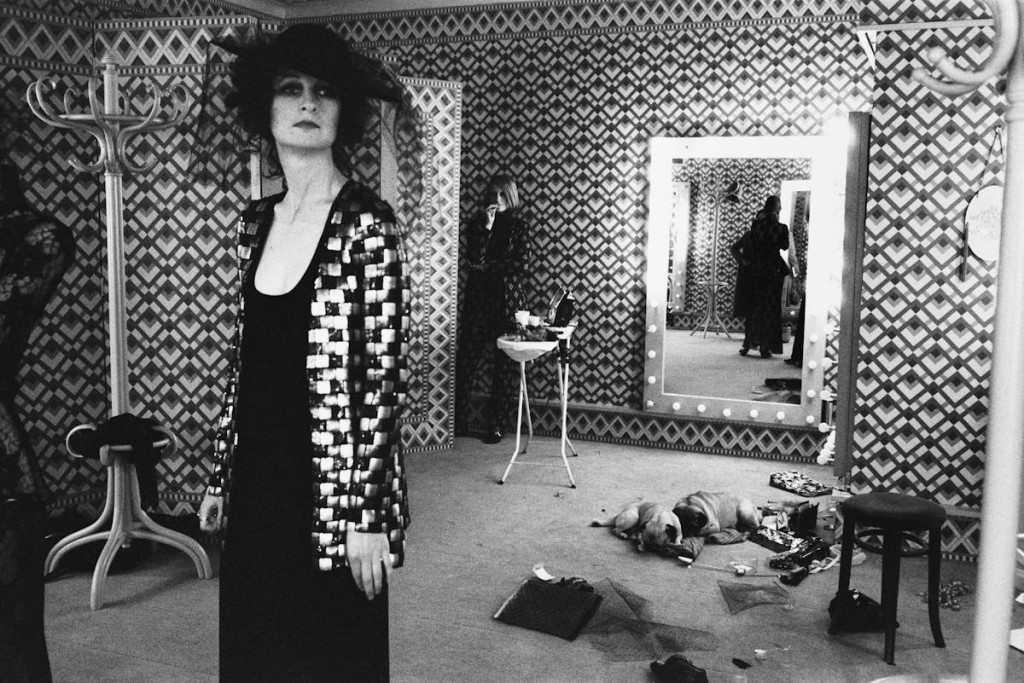 © Marilyn Stafford 'BIBA DRESSING ROOM'