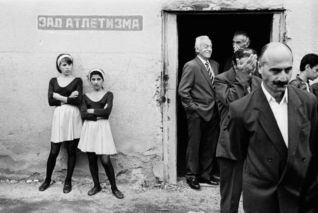 GEORGIA. ABKHAZIA. 1995. © Thomas Dworzak