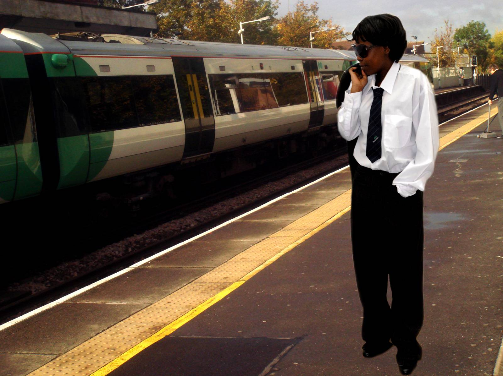 © Shamin 2008 | PhotoVoice | Dost | 'New Londoners' | UK