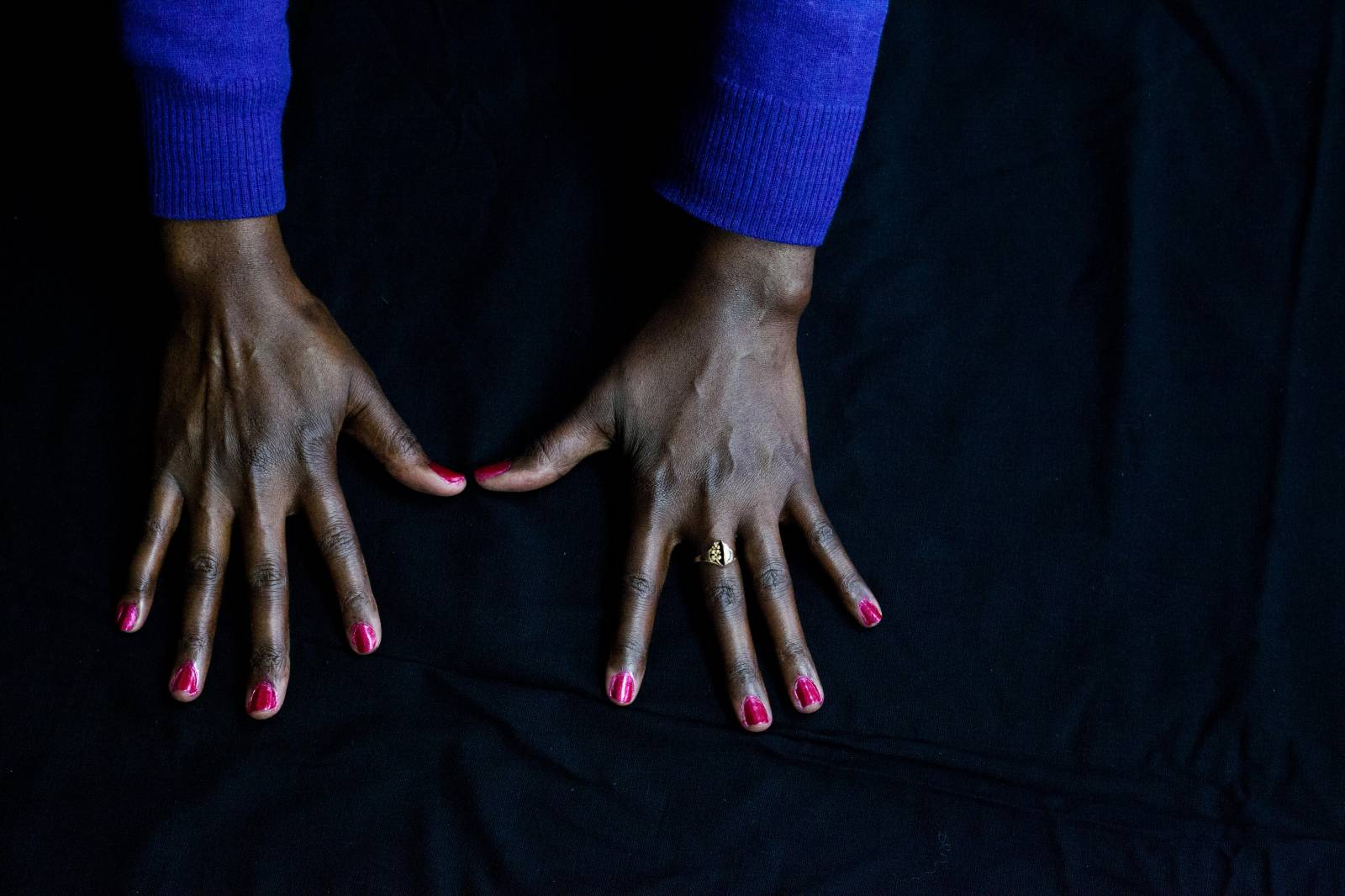 © Kyamu Kyamu 2017 | PhotoVoice | NAZ | '(wo)manifestos for Positive Women' | UK