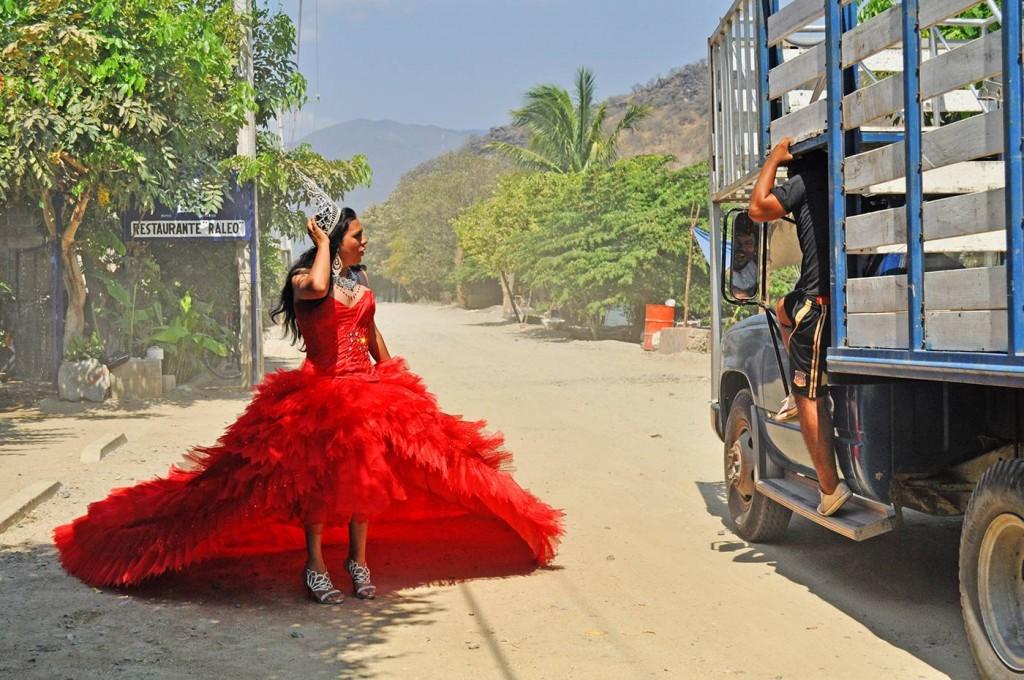 © Nelson Morales Word of queen 2013 Mixtequilla Oaxaca.